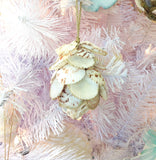 Pine cone Shell Ornament