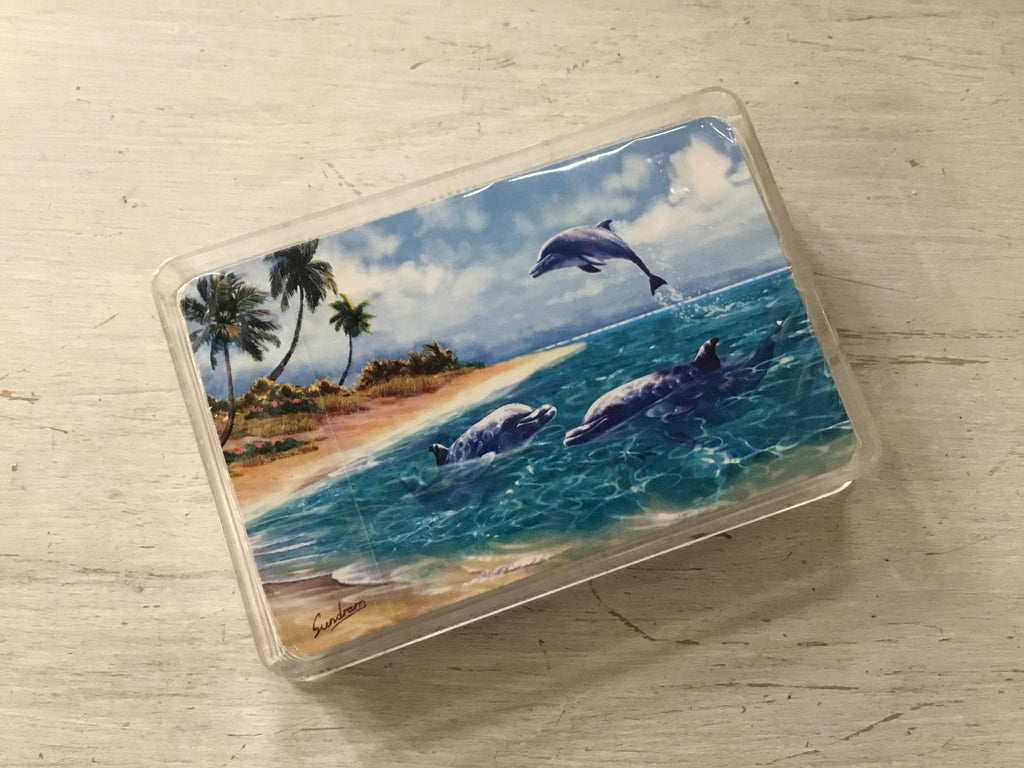 Dolphin Playing Cards