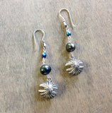 Treasure Clam Earrings