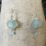 Sea Foam Earrings
