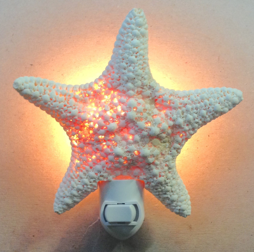 Starfish Nightlight