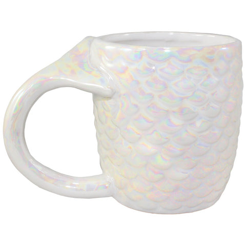 Mermaid Tail Scale Mug