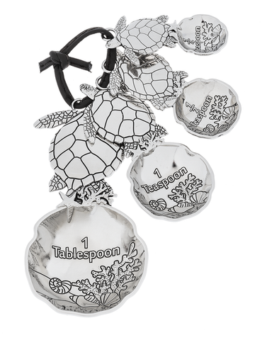 Sea Turtle Measuring Spoon Set