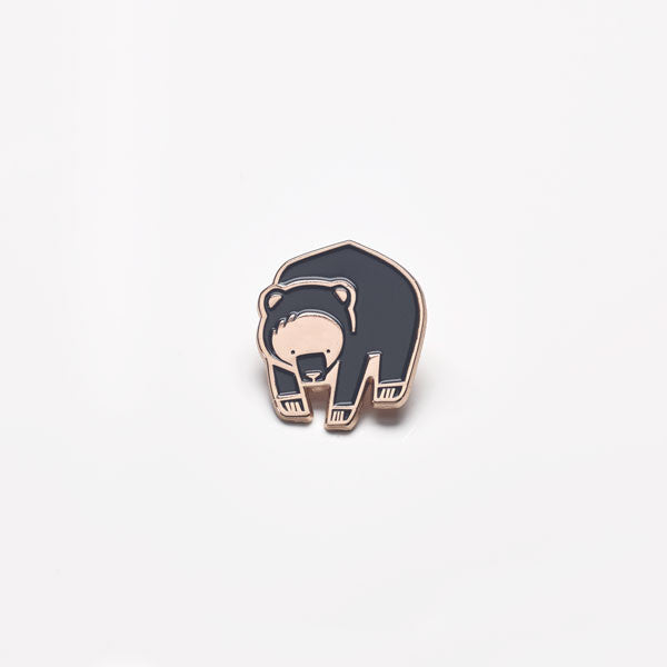 Winter Bear Pin