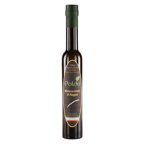 "EXTRA VIRGIN OLIVE OIL ""RAGGIA"""