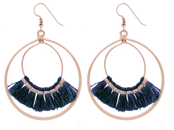 Dawn Fringe Navy