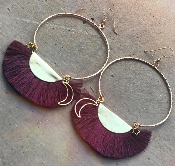 Lenon Earrings