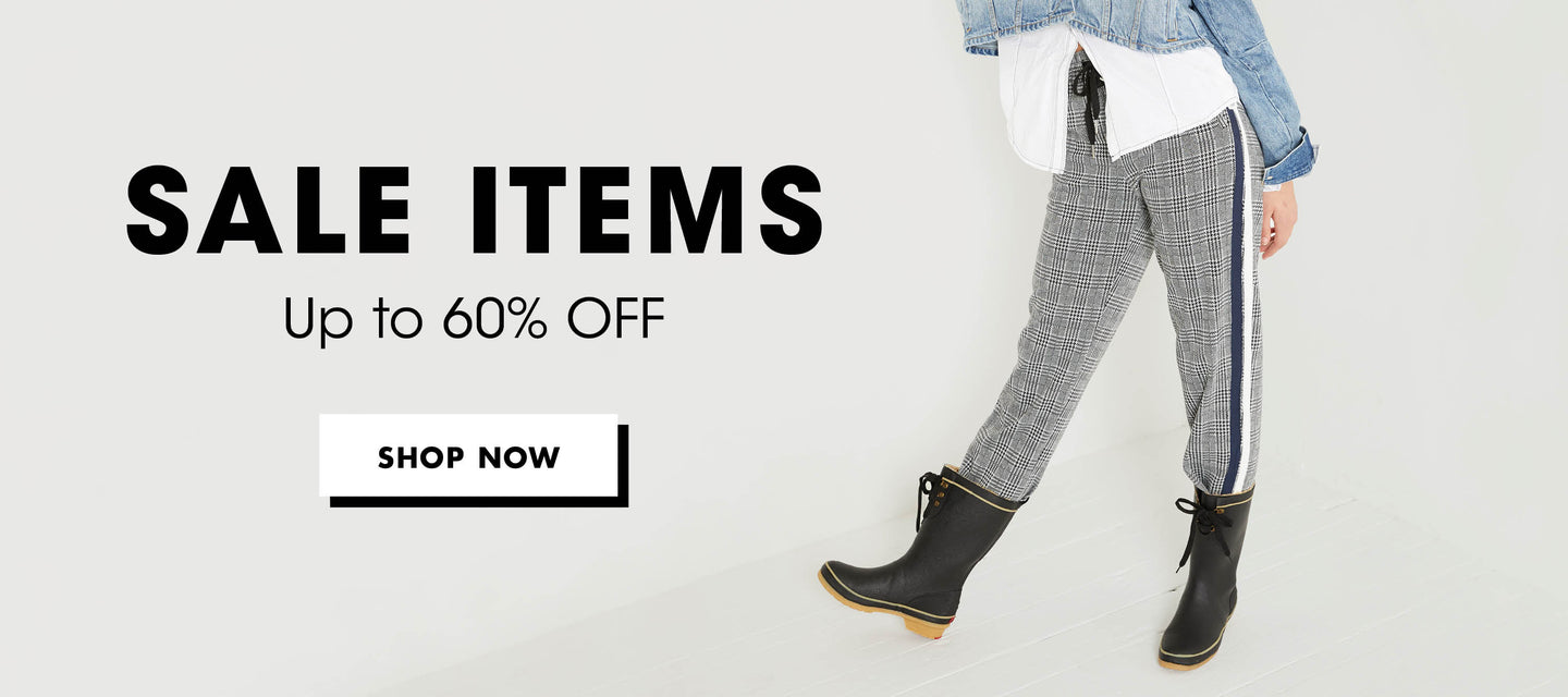 Sale Items - Up to 60% off - Shop Now