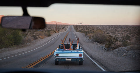 End of Summer Bucket List Road Trip