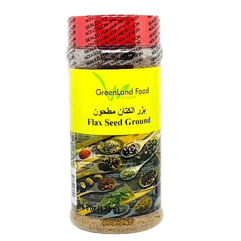 Flax Seed Ground