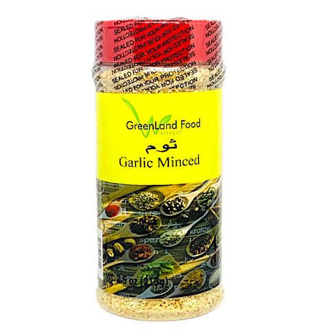 Garlic Minced
