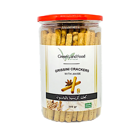 Grissini Crackers with Anise