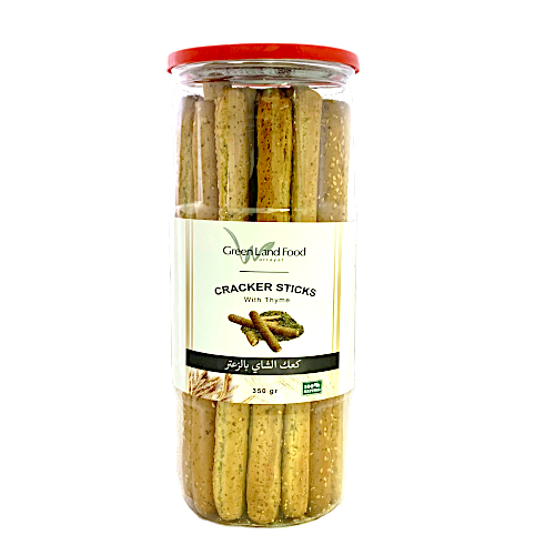 Cracker Sticks with Thyme