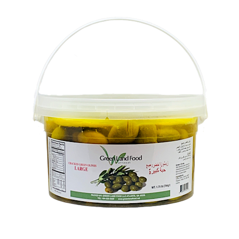 Green Olives Large - 1.75lb