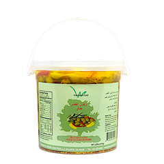 Spicy Green Olives - 3.25lb