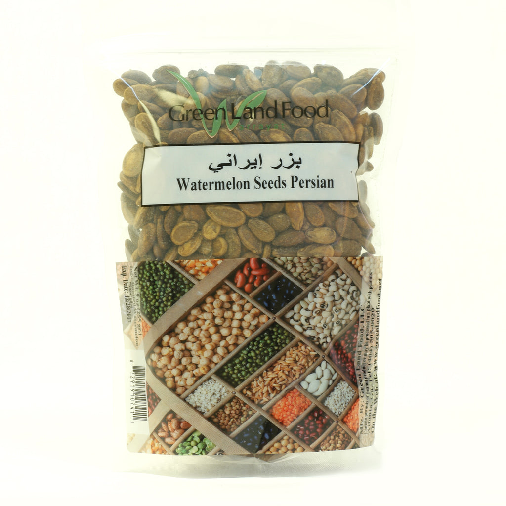 Watermelon Seeds Persian - 15oz