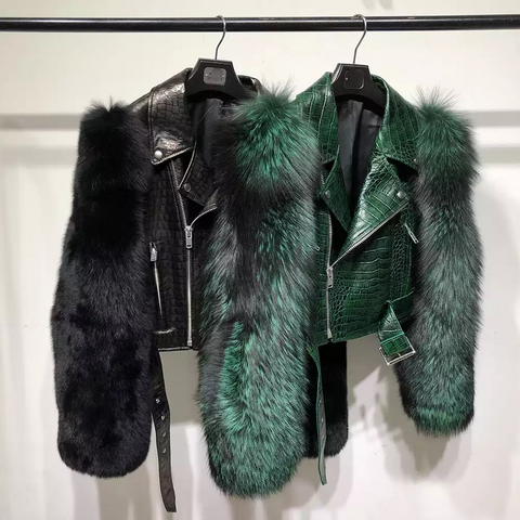 Leather & Fur