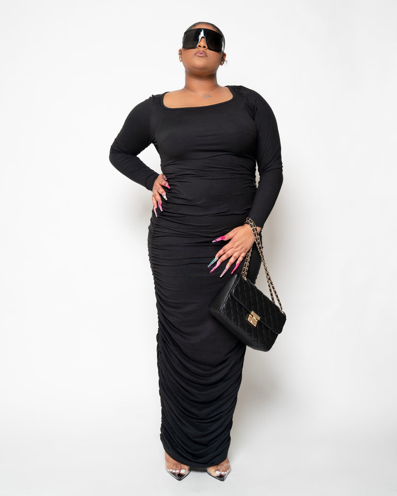 Gia Dress - Curvy