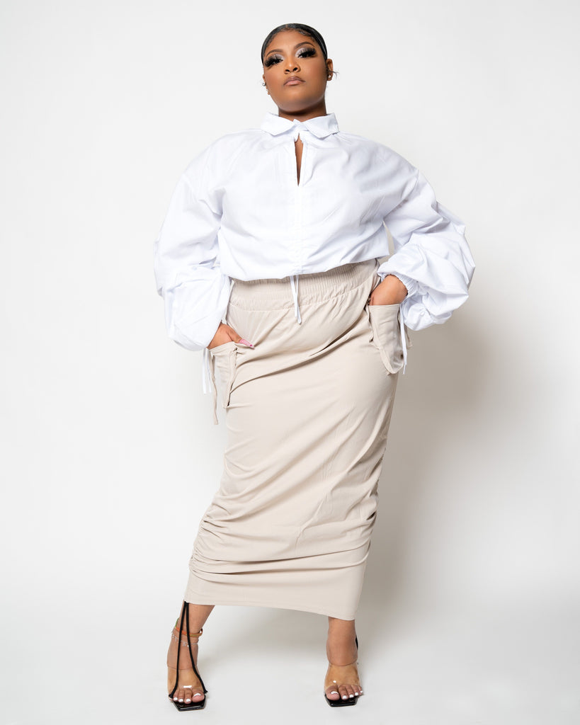 Wendy Skirt - Curvy