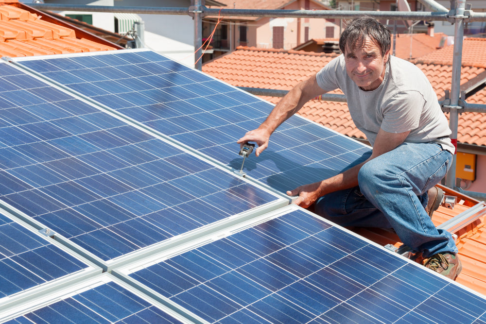 Residential Solar Panel Kits: Do it Yourself and Save Money