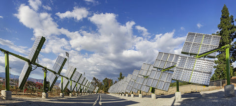 Does Your Diy Rooftop Solar Array Need A Sun Tracker System