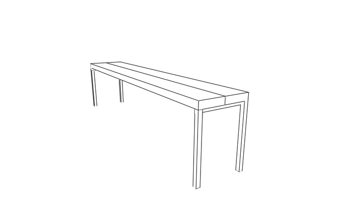 Straight Base Bench - Coming Soon!