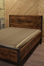 """EZ"" Like Sunday Morning Bedframe - Miller & Co. Wood Studio"