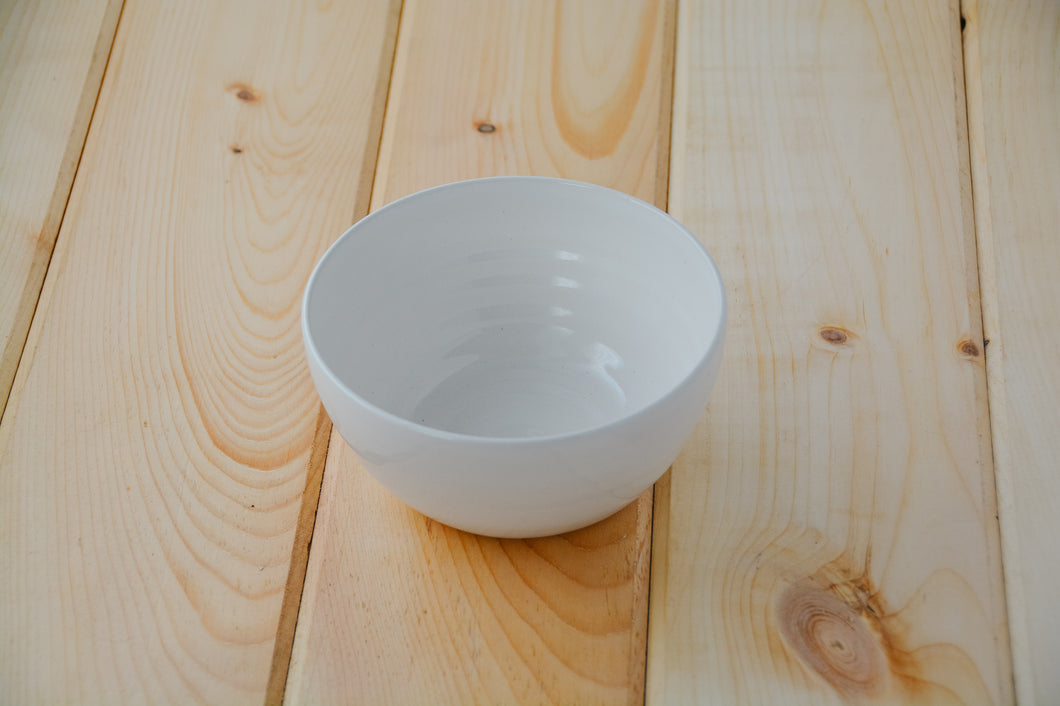 Soup Bowl - Miller & Co. Wood Studio