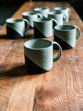 Black Angle Mug - Miller & Co. Wood Studio