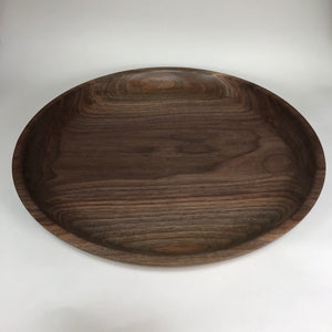 Black Walnut Platter - Miller & Co. Wood Studio