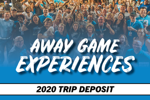 2020 Away Game Experiences - Deposits