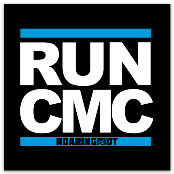RUN CMC Stickers