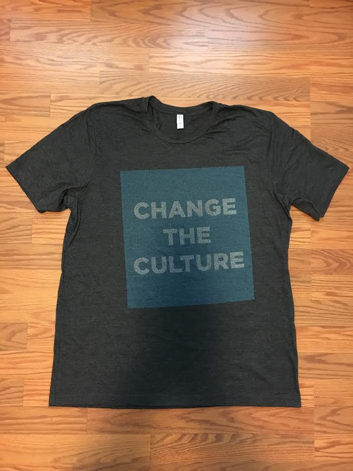 2018 Change The Culture Shirt