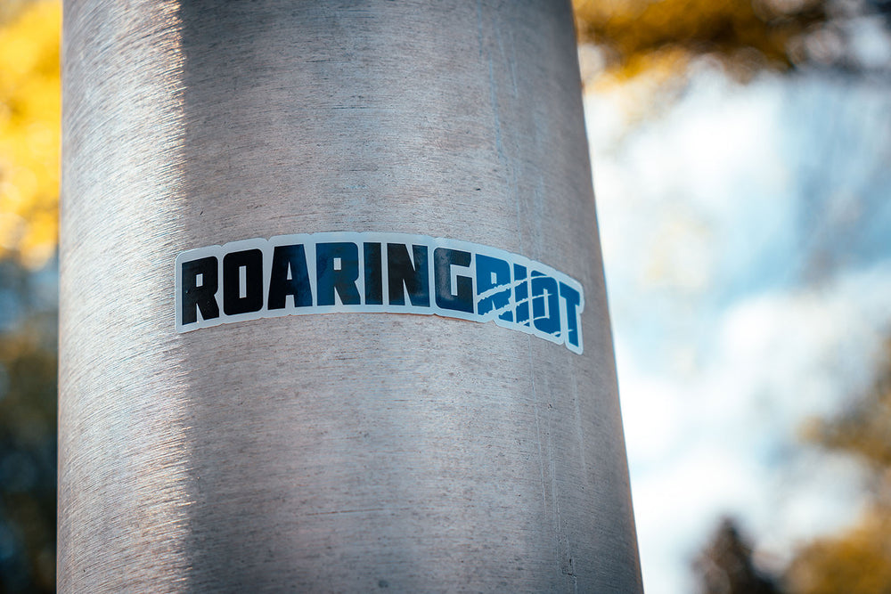 Roaring Riot Stickers