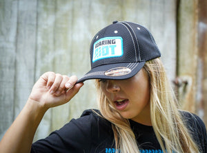 Roaring Riot Patch Snapback Hat