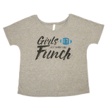 Girls Just Wanna Have Funch Women's Shirt