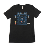 Pixel Linemen Shirt