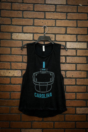 Carolina Helmet Ladies Muscle Tank