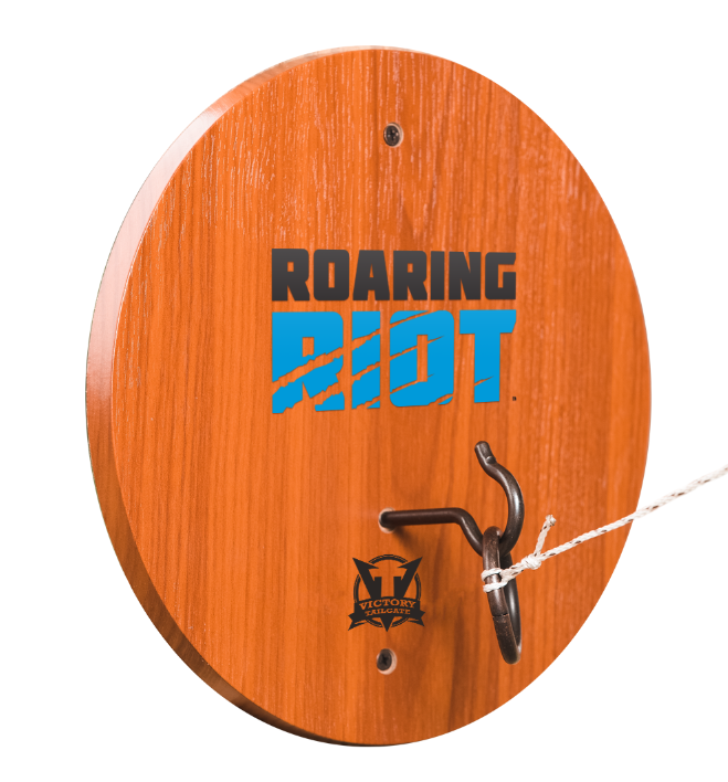 Roaring Riot Hook & Ring Game