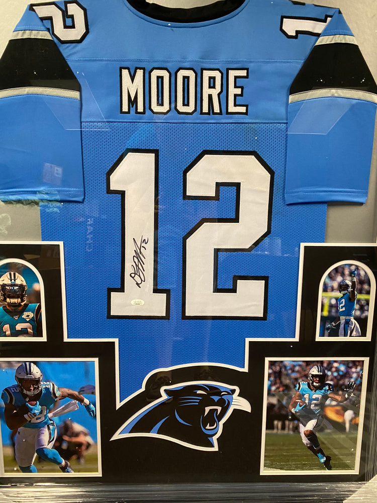 DJ Moore Framed/Signed Jersey Sweepstakes