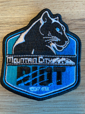 Mountain City Riot Patch