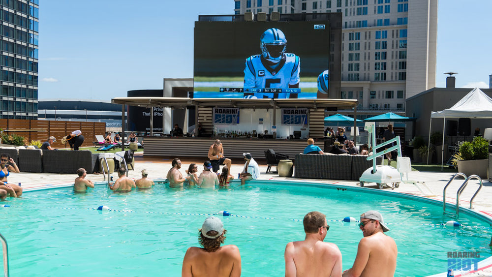 Roaring Riot 2020 Week Two Watch Party - Panthers at Bucs