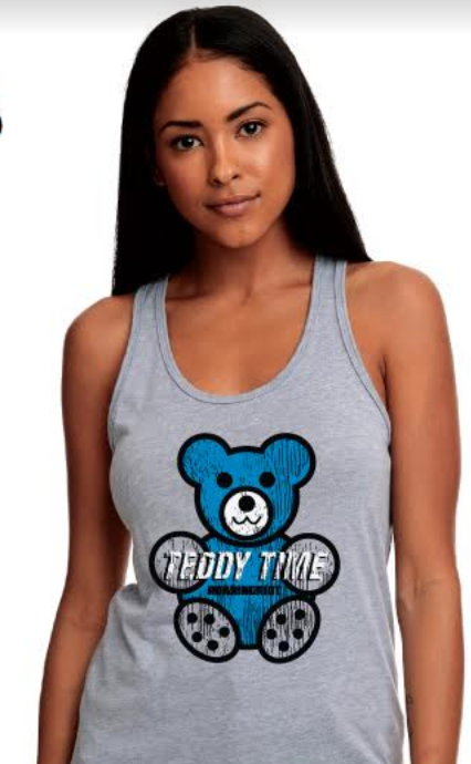 Teddy Time Ladies Tank