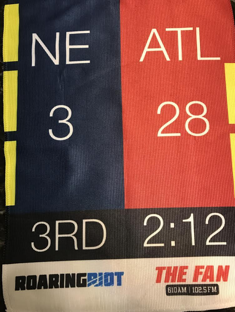 SB51 Scoreboard Rally Towel