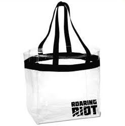 Roaring Riot Clear Game Bag