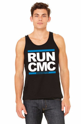 RUN CMC Men's Tanks