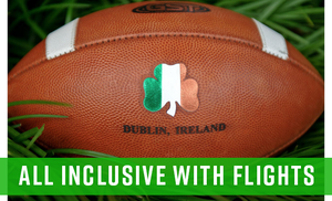 Ireland - Navy vs Notre Dame - All Inclusive with Flights from CLT