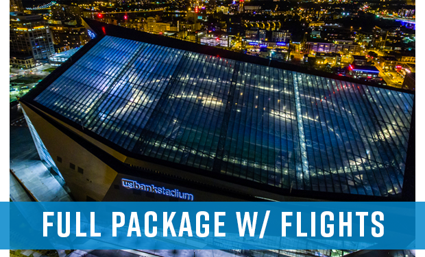 Non-Members 2019 Houston Takeover - Flight Package