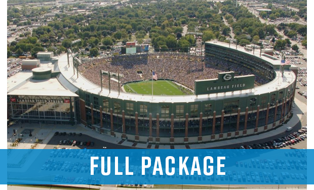 2020 Frozen Tundra Takeover - Non-Flight Package