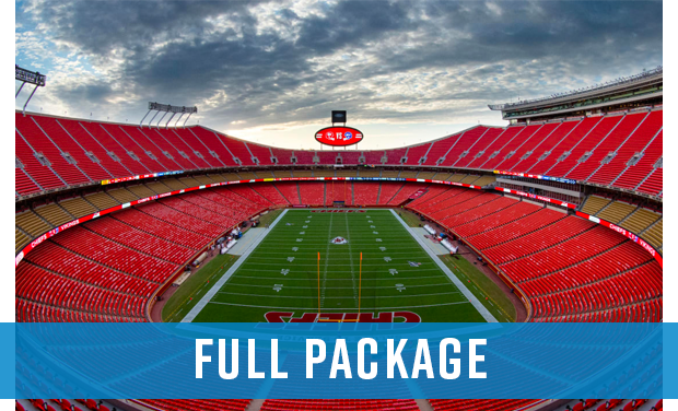 2020 Arrowhead Takeover - Non-Flight Package